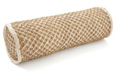 Trellis 8x22 Bolster Pillow, Natural on OneKingsLane.com