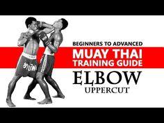 Elbow Uppercut. Muay Thai Training Guide. Beginners to Advanced - YouTube