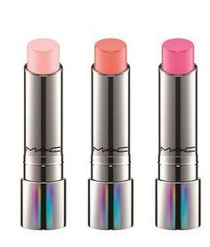 Morimos por: Tendertalk Lip Balm, los nuevos labiales de MAC que cambian de color según tu estado de ánimo