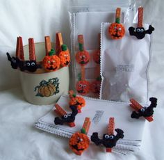 Halloween Trick or Treat Kits