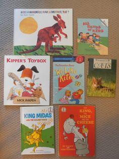 Books for Letter K