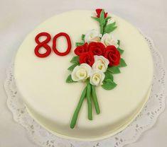 Dort k 80 narozeninám - komu se to podaří?? www.cukrovi-kuncovi.cz V dřívějších časech by to bylo šestnáct pětiletek. Přejeme proto hodně zdraví do dalších pětiletek, protože každá pětiletka dobrá. Kuncovi, Brno - Maloměřice, Hádecká 8. Birthday Cake, Desserts, Food, Tailgate Desserts, Deserts, Birthday Cakes, Essen, Postres, Meals