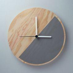 Primary Wall Clock - Trouva