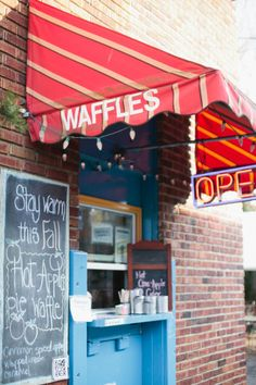 The Waffle Window. The Waffle Window, 3610 SE Hawthorne Blvd