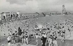 New brighton baths the wirrall had 7 open air baths new - Wirral hotels with swimming pools ...