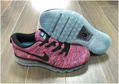 new product 6e3c8 7a106 Nike Flyknit Air Max Womens Purple Grey Black Nike Air Jordan 11, Cheap Nike  Air