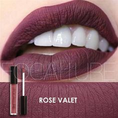 Waterproof Long-lasting Lip Gloss Pigment Matte Lipstick Liquid