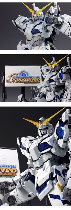 Perfect Grade Unicorn Gundam by Redbrick