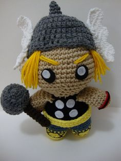 THOR deviantART: More Like Arjeloops Tazmanian Devil Crochet Doll by ~Arjeloops