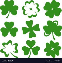 Find Shamrock stock images in HD and millions of other royalty-free stock photos, illustrations and vectors in the Shutterstock collection. Thousands of new, high-quality pictures added every day. Free Vector Images, Vector Free, Shamrock Clipart, Leaf Vector, March Bullet Journal, Clip Art, St Patrick Day Shirts, St Patricks Day, Tattoos
