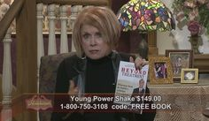 "To order the Young Health Shake call 1-800-750-3108.  Free book offer. ""Beyond Treatment"""