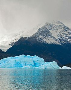 Lago Argentino - South America