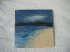 hand painted tile mara ceramics