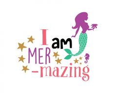 Free SVG cut file I am Mer Mazing Baby SVG free File svg svg files for cricut Silhouette Cameo Projects, Silhouette Design, Vinyl Crafts, Vinyl Projects, Cricut Vinyl, Svg Files For Cricut, Cricut Craft, Shilouette Cameo, Freebies