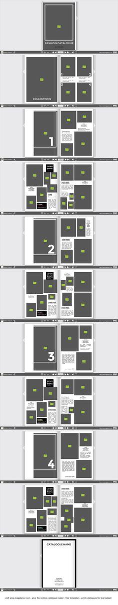 Fashion Katalog kostenlos online erstellen und günstig drucken unter https://www.magglance.com/ #Katalog #Kataloge #Fashion-Katalog #Mode #Vorlage #Design #Muster #Beispiel #Template #Gestalten #Erstellen #Produktkatalog #Layout