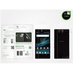 Benks HD Frosted and Anti-glare Set Series Magic TSR Screen Protector For Sony Xperia Z