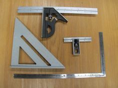 Basic woodworking tools