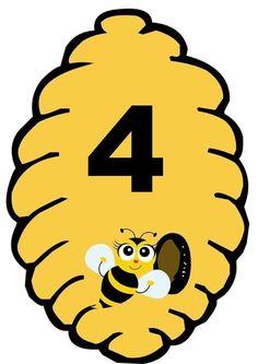 arı kovan sayı kartları