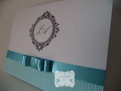 Convite Channel Tiffany