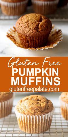 Dairy Free Muffins, Dairy Free Snacks, Gluten Free Sweets, Gluten Free Chocolate, Dairy Free Recipes, Pumpkin Gluten Free Muffins, Dairy Free Halloween Recipes, Healthy Gluten Free Snacks, Keto Recipes
