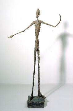 A Blueprint for Blue Chip: How Giacometti Became the World's Most Expensive Sculptor Wall Sculptures, Sculpture Art, Modern Sculpture, Alberto Giacometti, Art Object, Art Market, Sculpting, Contemporary Art, Artwork