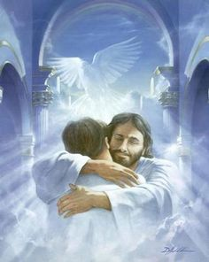 """Questions for Rod, Doris, Mama, Nanny and Papa...  """"Did you get all this LOVE and WELCOME from our SAVIOR, Lord JESUS CHRIST?""""  Can you please let me know, here below...."""