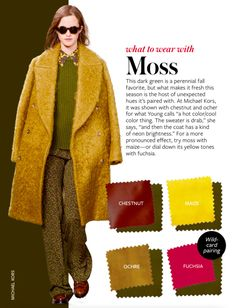 MOSS Instyle What to Wear