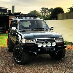 Land Cruiser Fj80, Toyota Land Cruiser 100, Toyota Lc, Toyota 4runner, Nissan Trucks, Toyota Trucks, Toyota Forerunner, Landcruiser 80 Series, Adventure Car