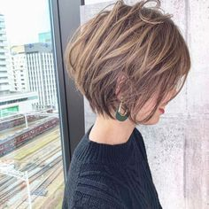 20 Latest Short Hairstyles That Will Make You Say Latest Short Hairstyles, Diy Hairstyles, Straight Hairstyles, Hairstyle Ideas, Bridal Hairstyle, Bangs Hairstyle, Haircuts, Hair Ideas, American Hairstyles
