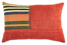 Striped Kilim Pillow