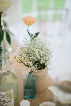rustic florals  | www.onefabday.com
