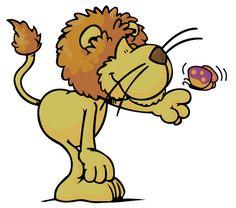 nici lion