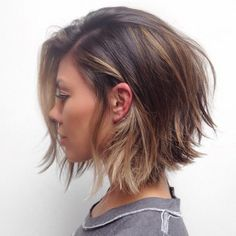 Short Bob Hairstyles with Layers 2018 - Reny styles