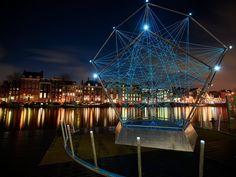 Venividimultiplex, The Uniting Lightstar (2015) © Frank Karssing