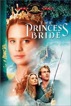 "My ABSOLUTELY COMPLETE OF ALL TIME FAVOOOORITE Movie!!!! This and mine & Michael's favorite-we're going to dance to ""Storybook Love"" at our wedding and there are a million quotes we love to say from it. ""Death cannot stop true love, all it can do is delay it for awhile"" #PrincessBride25"