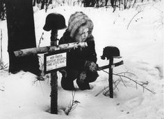 When remains of Nazi soldiers are found, they are given a proper burial. body recovery operation led by Russians in the late 1980s on the Wolchow Front near Leningrad.