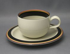 Finland, Helmet, Dishes, Coffee, Tableware, Vintage, Design, Kaffee, Dinnerware