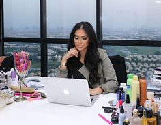 Since meeting beauty mogul Huda Kattan for the first time in her Dubai office recently, I've gotten the same question over and over again: But what is she really like? Short answer: She's every bit as personable and sweet as...