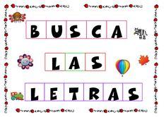 Las Letras Archives - Page 9 of 10 - Actividades infantil Dual Language, Language Arts, Bilingual Classroom, Language Activities, School Projects, Lesson Plans, Literacy, Spanish, Preschool