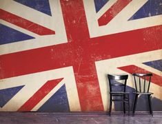 British Interior Design, Cool Britannia and Shabby Chic. #3