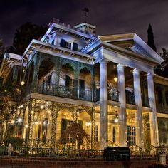 Haunted disney on pinterest disney haunted mansions disneyland