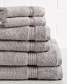 6pc Egyptian Cotton Towel Set