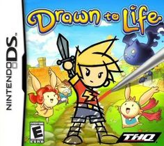 Drawn to Life DS Game