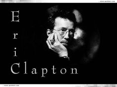 eric clapton // MSG late 70s :)