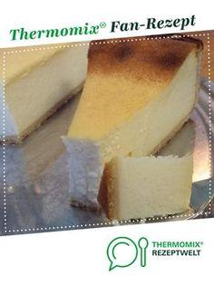 Käsekuchen von Maxismutti. Ein Thermomix ® Rezept aus der Kategorie Backen süß auf www.rezeptwelt.de, der Thermomix ® Community.