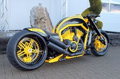 V-Rod Aventador – No Limit Custom