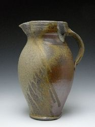 Chuck Solberg Wood Fired Pitcher