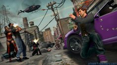 Saints Row The Third - The Complete package appears loud THQ now around 10 days later. Ensure us a launch trailer is presented wäherend Volition makes us a little gift. The Row, Saints Row Iv, Third Street, First Person Shooter, Monster Trucks, Video Games, Survival, Adventure, 10 Days