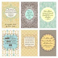 printable verses