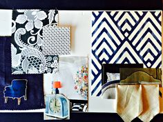 Creating a design board is a must when redesigning and remodeling a room.  In this case, our master bedroom is getting an overhaul using the wallpaper, fabrics and inspirations from this design board to make our bedroom bright and sophisticated.  Come check out how you can create a design board when redesigning rooms in your home!